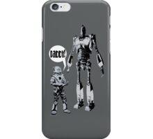 Robot Daddy iPhone Case/Skin
