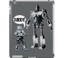 Robot Daddy iPad Case/Skin