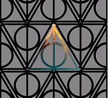 Deathly Hallows by Keelin  Small