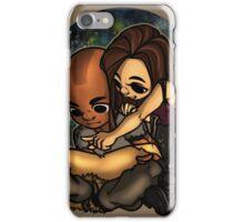 Lincoln & Octavia iPhone Case/Skin