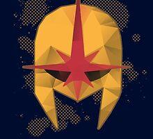 Galactic Guardian - Nova by smorrisCreation