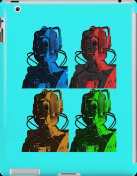 Old Skool Cybermen by Synastone