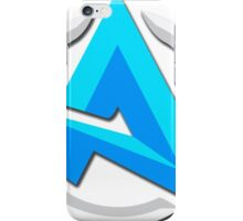 Ali-A Logo, for White T-Shirts iPhone Case/Skin