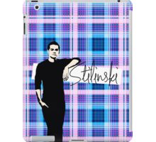 Team Human: Stilinski iPad Case/Skin