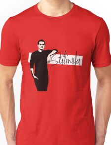 Team Human: Stilinski Unisex T-Shirt
