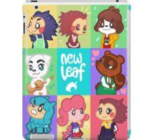 Animal Crossing: New Leaf iPad Case/Skin
