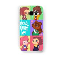 Animal Crossing: New Leaf Samsung Galaxy Case/Skin