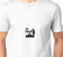 Oswald cobblepot and his minions Unisex T-Shirt
