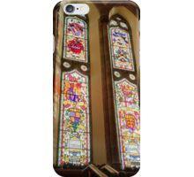 Interior, The Guildhall, Derry iPhone Case/Skin