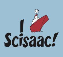 I ship: SCISAAC! by keyweegirlie