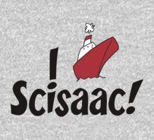 I ship: SCISAAC! Kids Tee