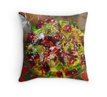 Traditional Trifle  Throw Pillow