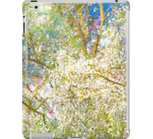 Spring feast iPad Case/Skin