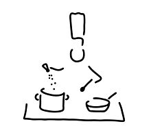 cook gourmet cooker by lineamentum