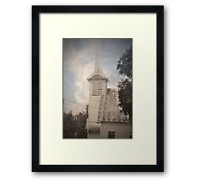 Praise and Worship Framed Print
