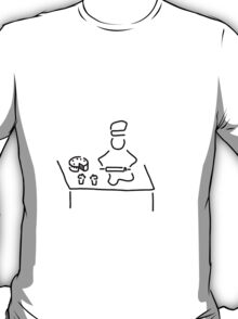 confectioner pastry cook T-Shirt