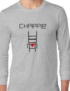 Chappie Long Sleeve T-Shirt