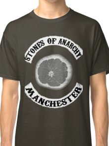 Stones Of Anarchy Manchester (Sons of Anarchy inspired) Classic T-Shirt