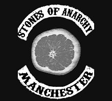 Stones Of Anarchy Manchester (Sons of Anarchy inspired) T-Shirt