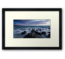 Towards Miami and Surfers Paradise Framed Print