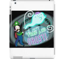 Luigi's Mansion iPad Case/Skin