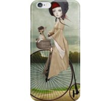 A Penny For Your Thoughts iPhone Case/Skin