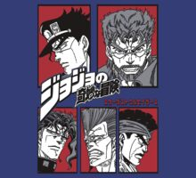 Stardust Crusaders  by martina1982