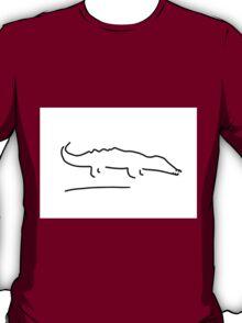 crocodile alligator T-Shirt