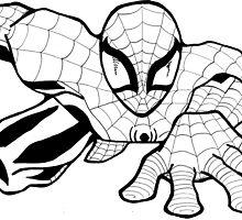 Spider Man by diess