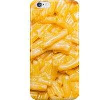 Macaroni and Cheese - Blue Box iPhone Case/Skin