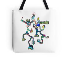 Madness 2.0 Tote Bag