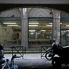 """Marché couvert - """"Covered Market"""" by Pascale Baud"""