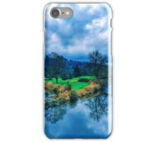 Clouded Reflection iPhone Case/Skin