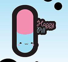Happy Pill by AlexMathews