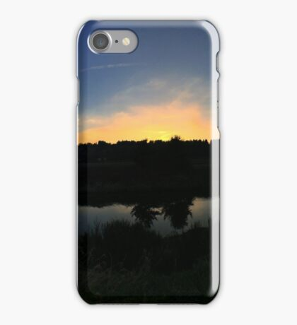 Panoramic Sky iPhone Case/Skin