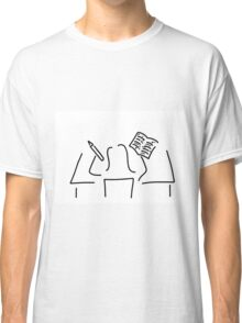 proofreader assistant correct Classic T-Shirt