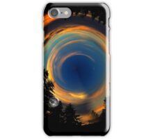 Circular Sun iPhone Case/Skin