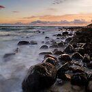 Slippery Rocks by Ken Wright