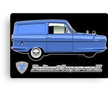 Reliant Supervan II blue Canvas Print