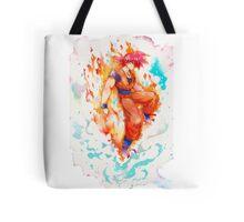 Super Saiyan God Goku Tote Bag