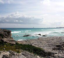 Beach Strip by Jared Walker