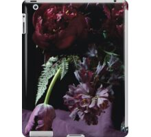 A Romance with Burgundy  iPad Case/Skin