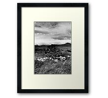 Aillenacally - The West of Ireland  Framed Print