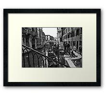 Venice -  Framed Print