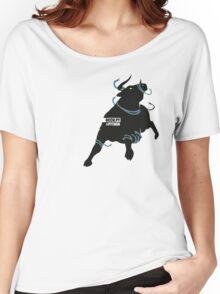 occu.py #python (No Python Logo) Women's Relaxed Fit T-Shirt