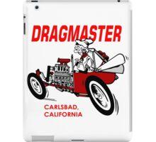Dragmaster iPad Case/Skin