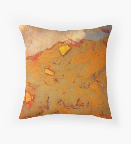 Here's looking at ya Skip...in homage Throw Pillow