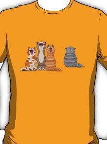 Cat's singalong T-Shirt
