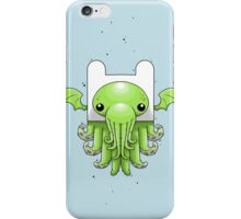 Finn Cthulhu iPhone Case/Skin