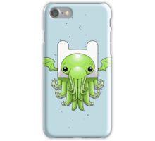 Finn Cthulhu iPhone Case/Skin